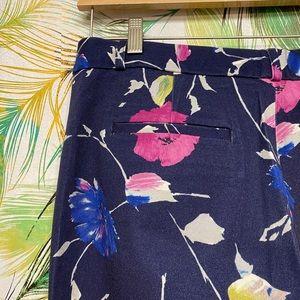 Banana Republic Floral Pants